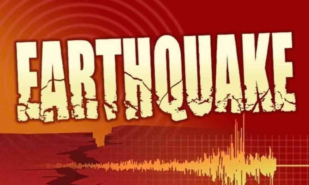 Mild tremors felt in Assam, Nagaland