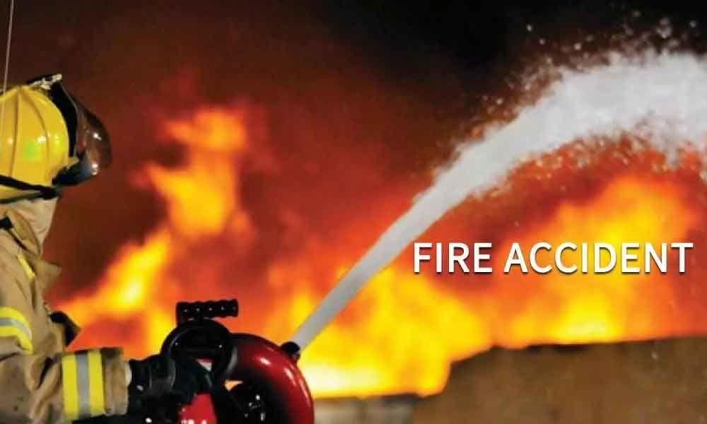 4 Children killed in fire accident in Odisha