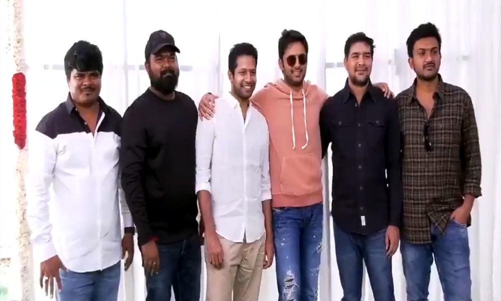 Nithiin In Bollywood Movie Andhadhun Remake