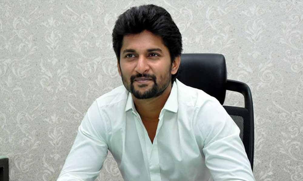 The most charming and Natural actor - Nani!