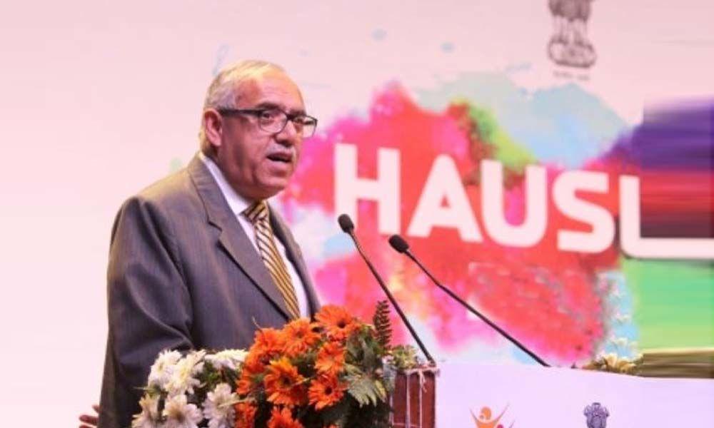 Opposing govt not anti-national activity: SC judge