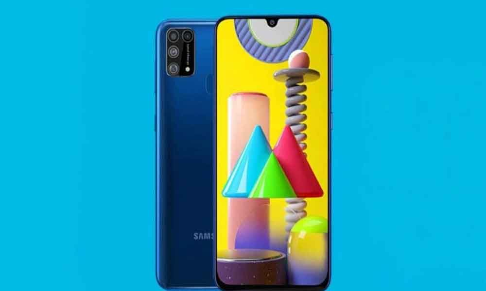 Samsung launches Galaxy M31 in India