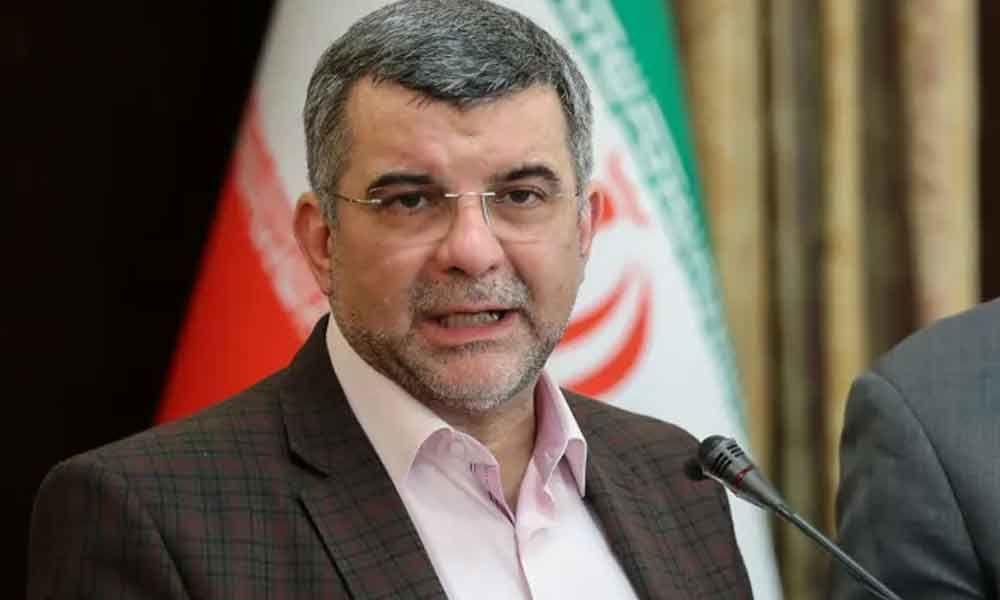 Iran Deputy Health Minister Iraj Harirchi hit by coronavirus