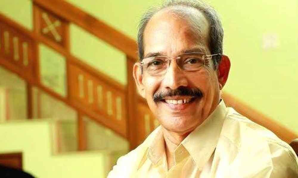 Former Kerala Congress Minister P. Sankaran dead
