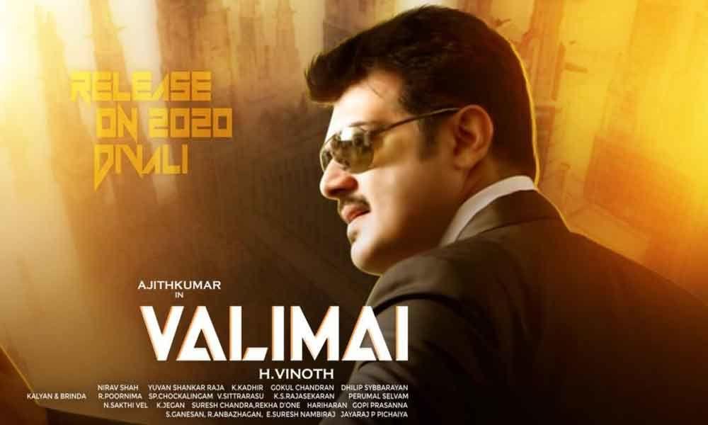 Thala Ajith Fan Grabs Key Role in Valimai