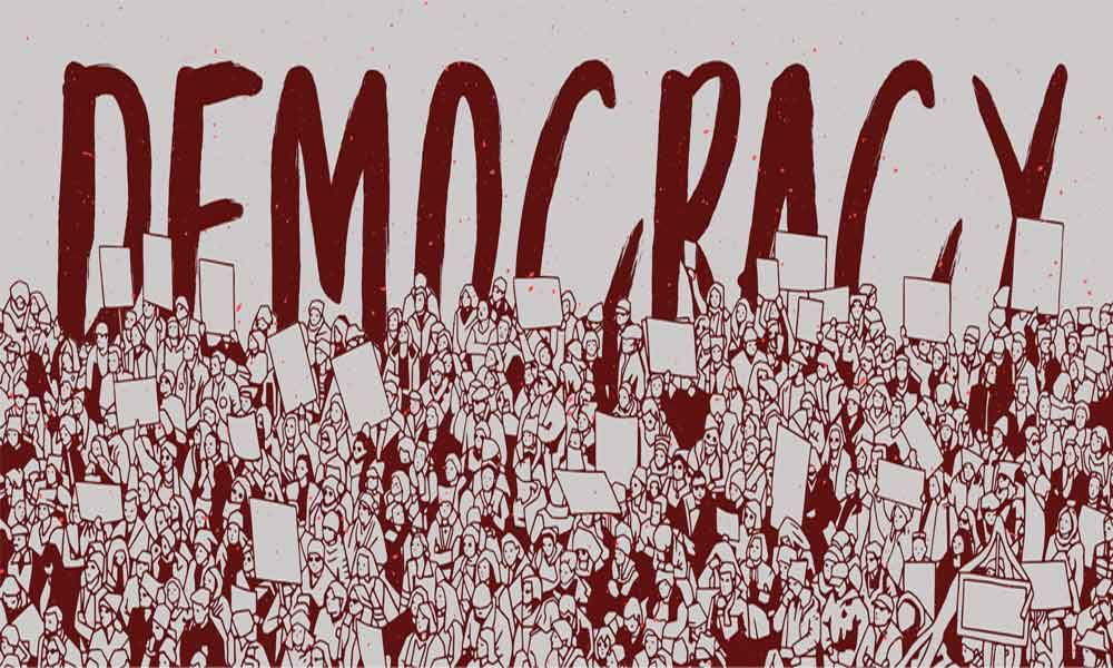 Save ailing democracy before it is too late!