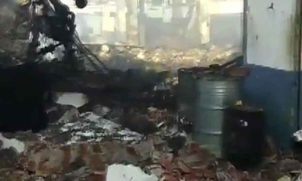 1 dead, 2 hurt after reactor exploded in factory at Kukatpally IDL