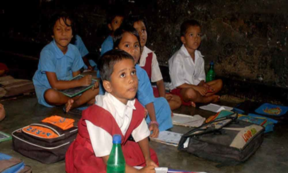 Over 34,000 Schools In Odisha Lack Toilet, Drinking Water Facilities