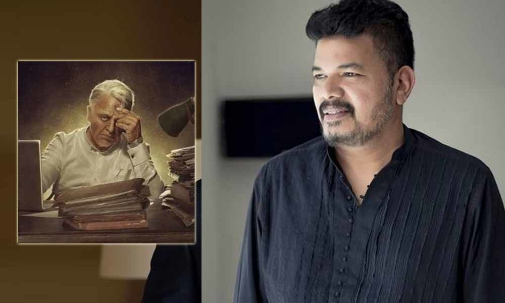 Director Shankar breaks the silence finally