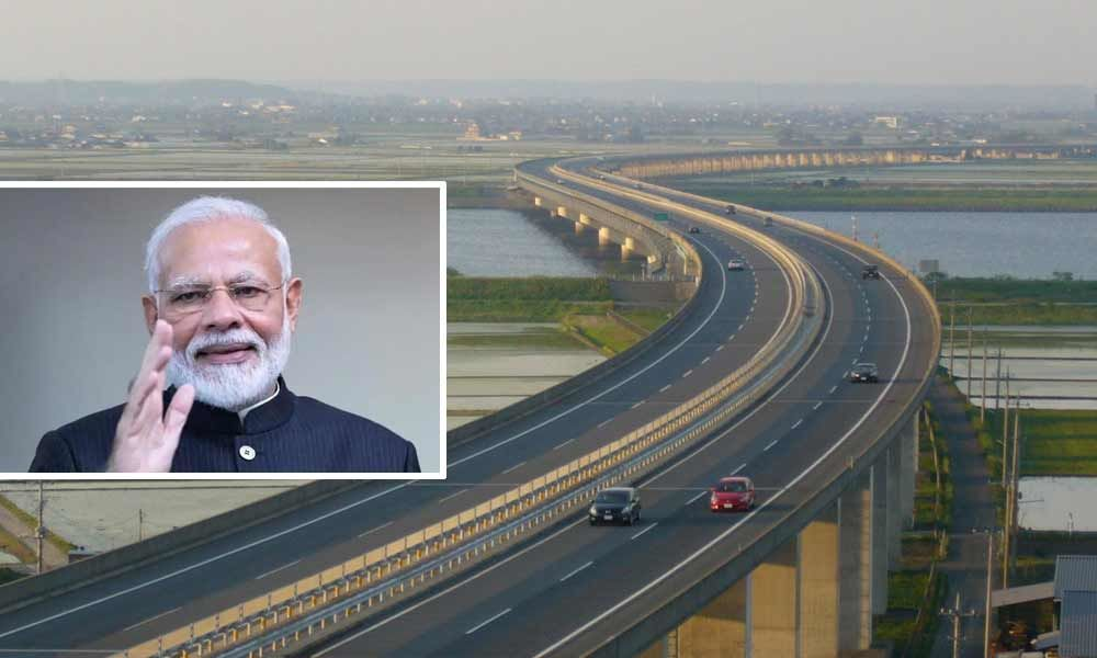 PM lays foundation stone for Bundelkhand Expressway; also launches 10,000 Farmers Producer Organisations