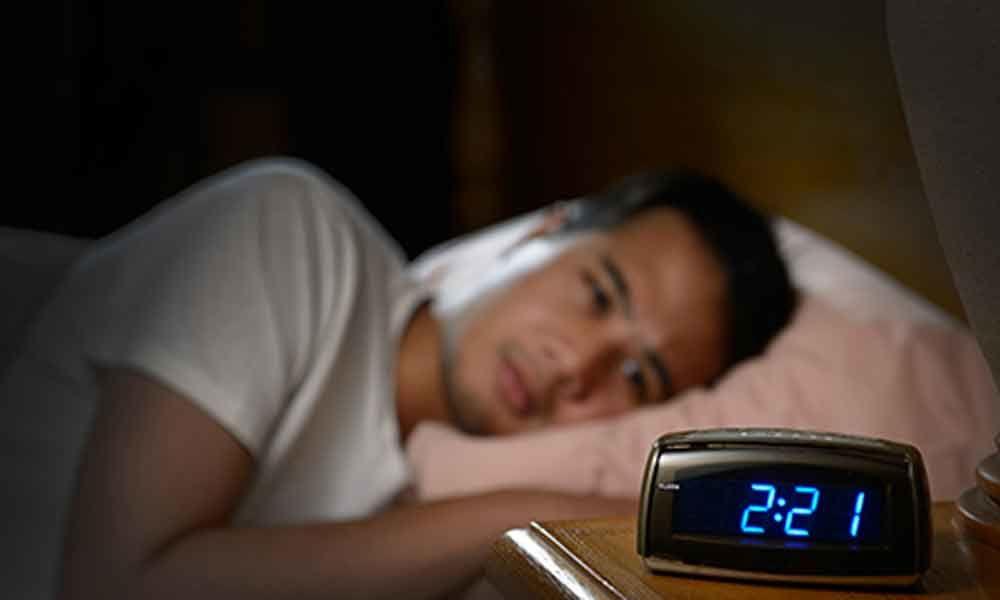 Sleeping your way to mental health