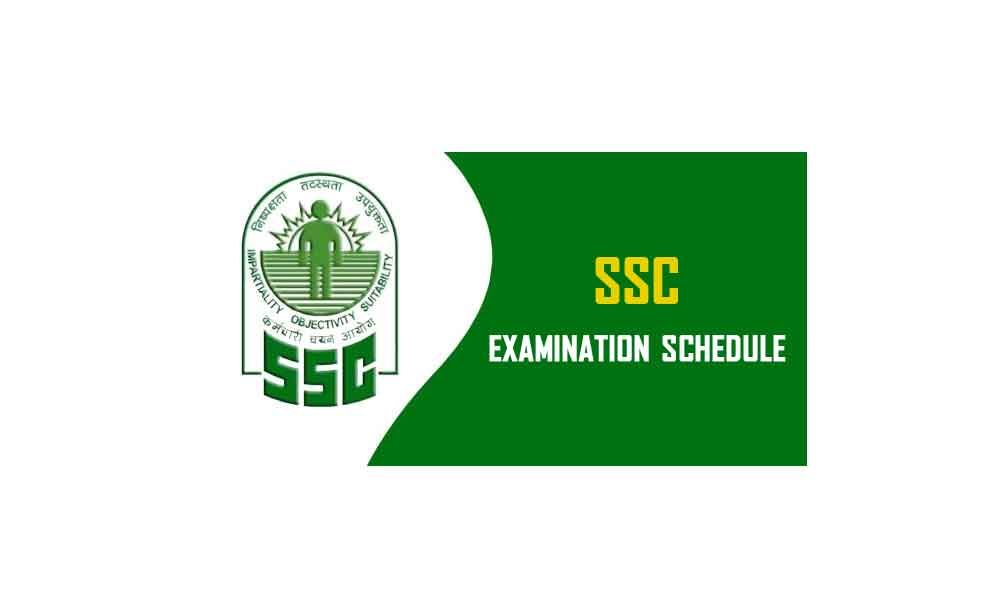 Staff Selection Commission announces examination schedule
