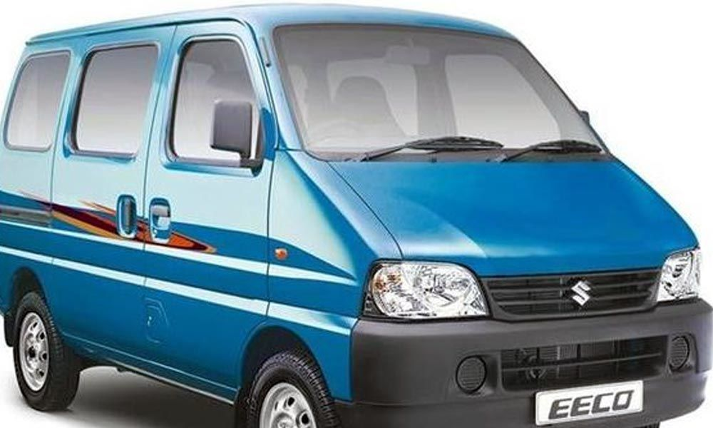 Maruti Suzuki launches CNG version of Eeco priced at ₹4.64 lakh