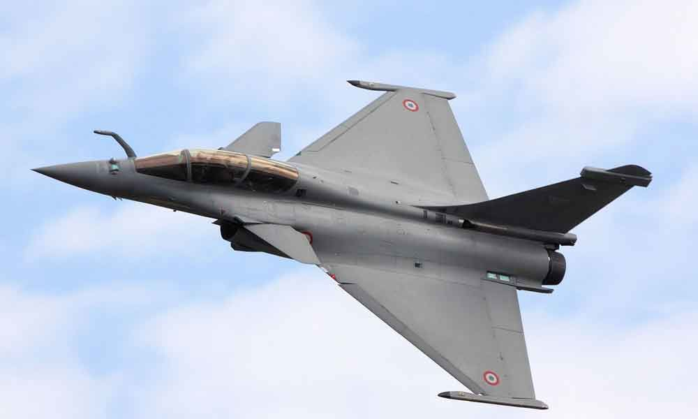 Dassault stops production of Rafale jets for India amid lockdown
