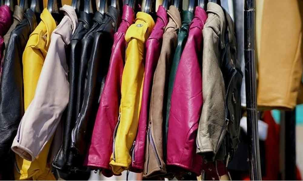 Second hand fashion goes mainstream