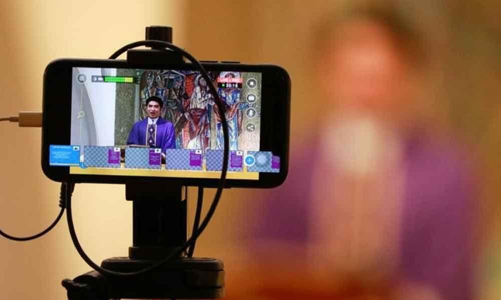 Amid coronavirus, God goes online to reach worshippers