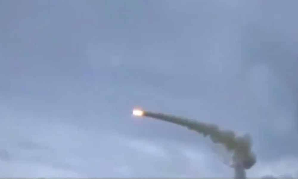 North Korea fires two projectiles amid COVID-19 pandemic