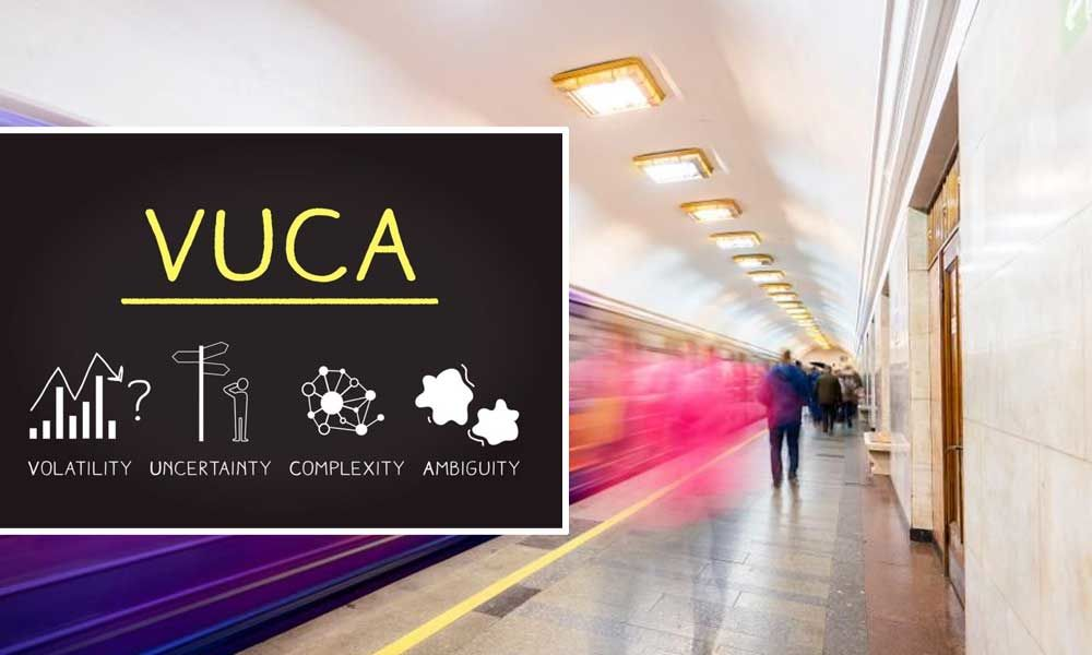 What Does VUCA Mean???