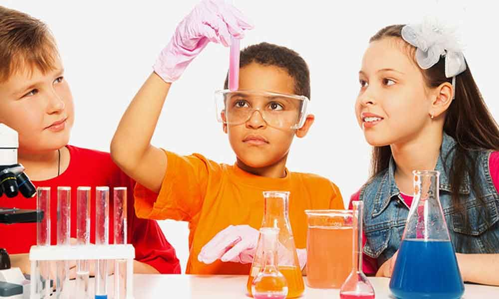 Interesting Science Experiments For Your Children