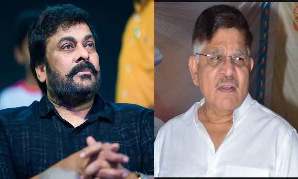Talk of the Town: Differences between Chiranjeevi & Allu Aravind?