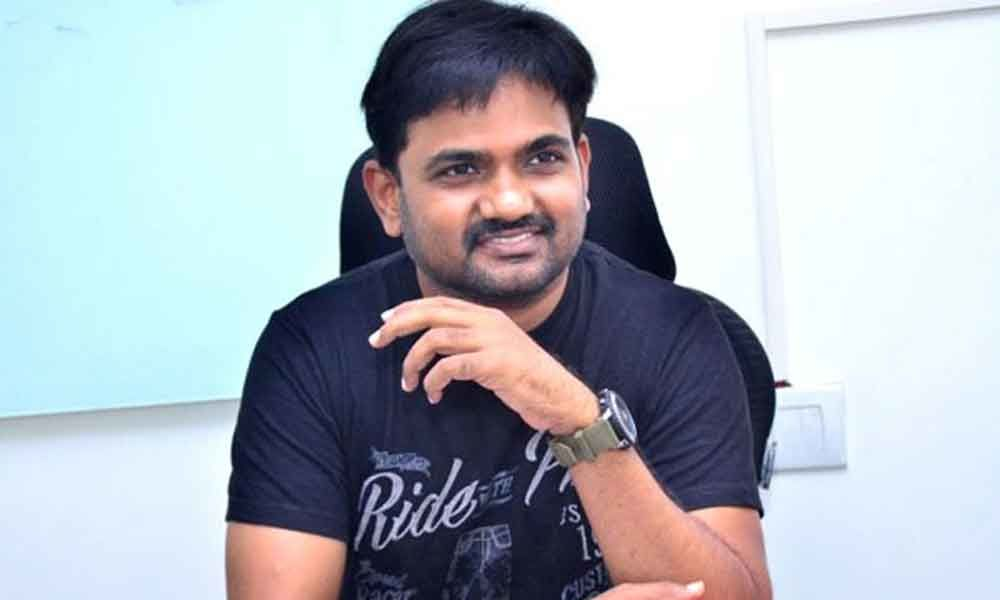 Maruthi strikes a deal with AHA