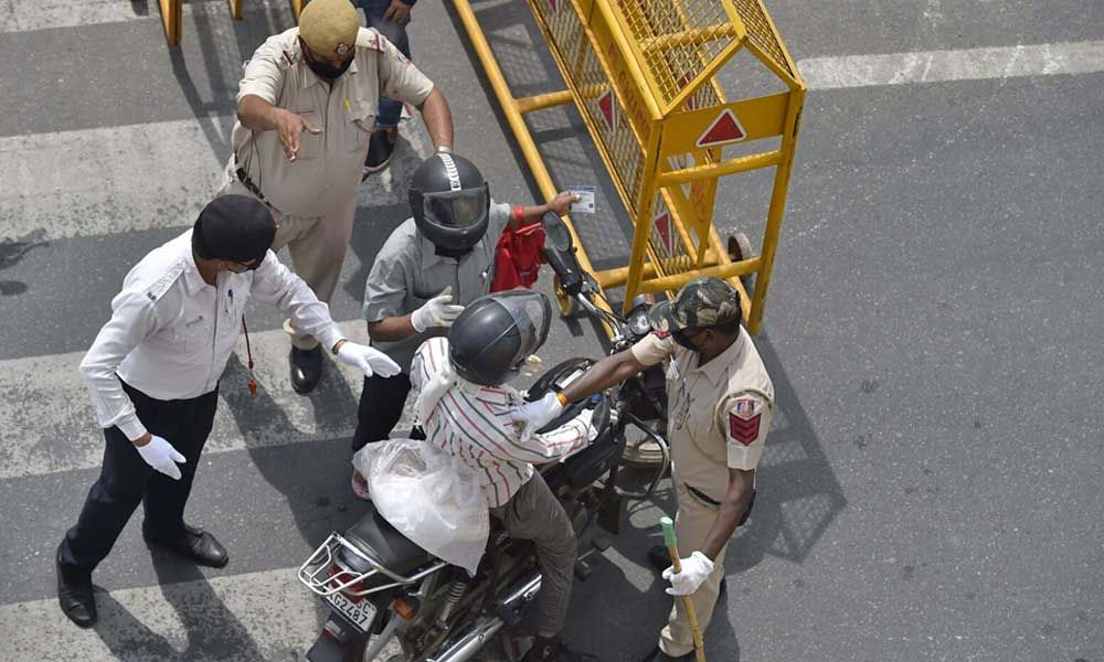 New Delhi: Over 1,000 cases against violators