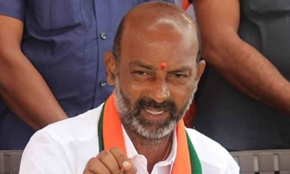 Telangana BJP will extend total support to government: Bandi Sanjay Kumar
