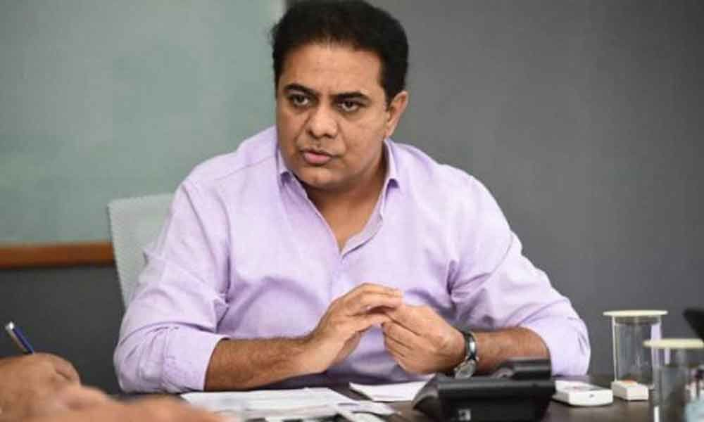 KTR suggests  host of measures to combat coronavirus in towns