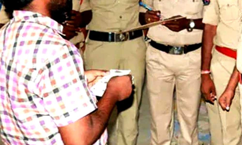 One held for selling groceries at high price in Hyderabad