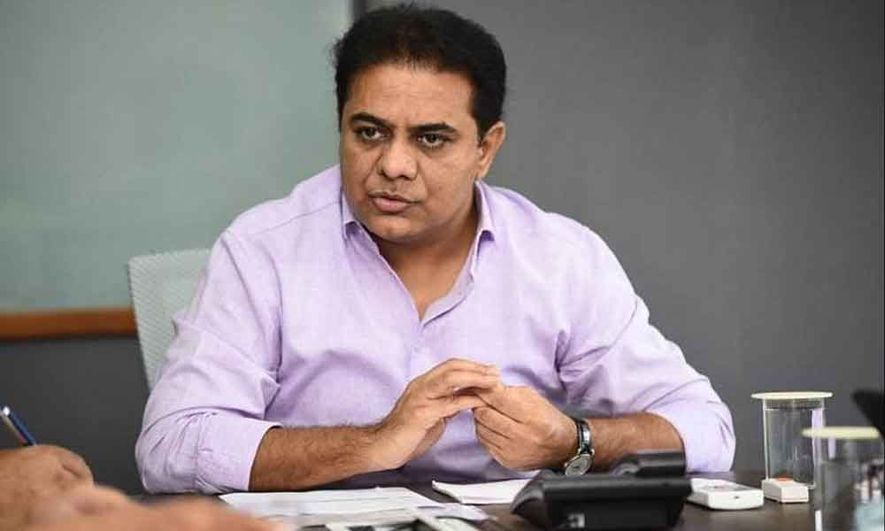 Minister KTR extends helping hand to many during lockdown across Telangana