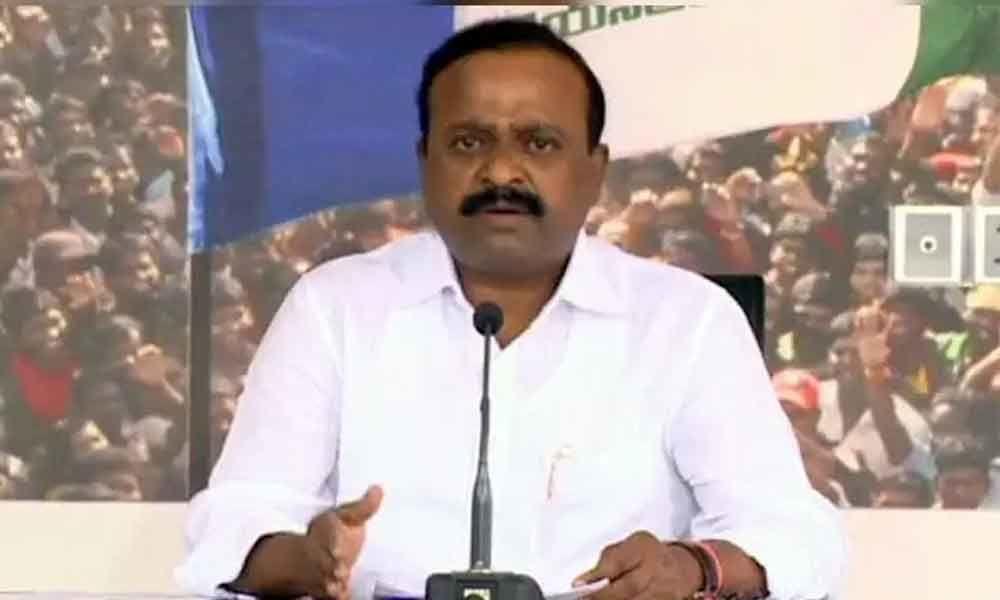 YSRCP MP Balashowri announces whooping Rs.4 crore to CM relief fund over coronavirus
