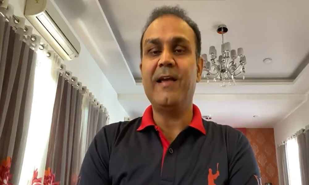 Know what Virender Sehwag doing during quarantine time