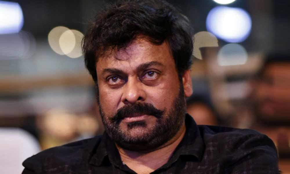 Chiranjeevi takes a strong decision