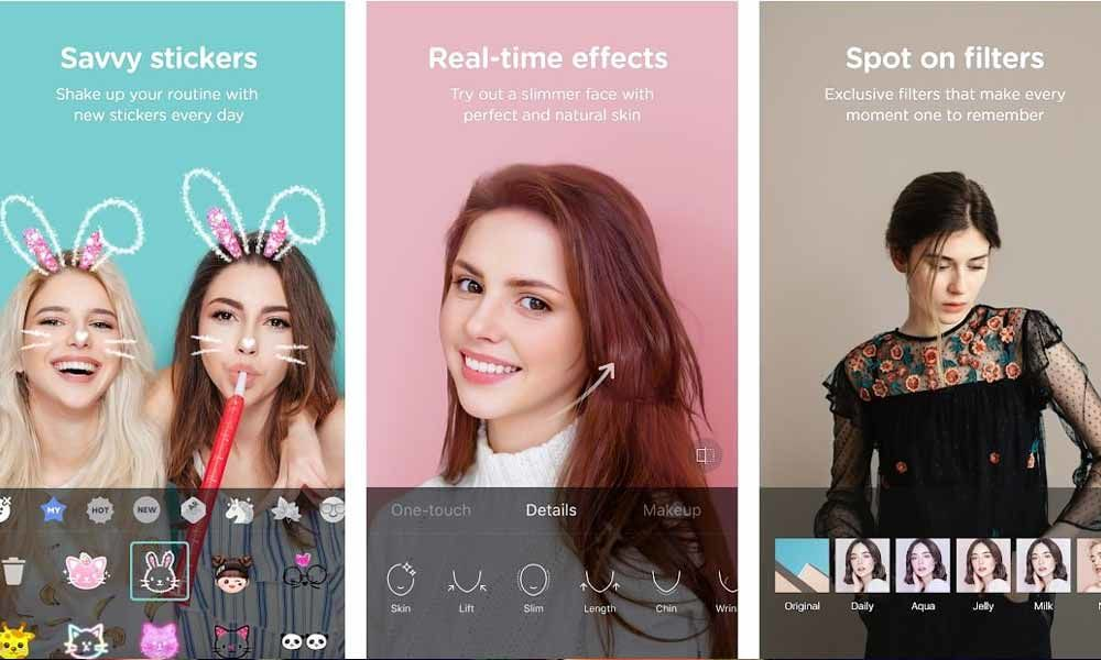 A Selfie App To Make Your Photos Colorful
