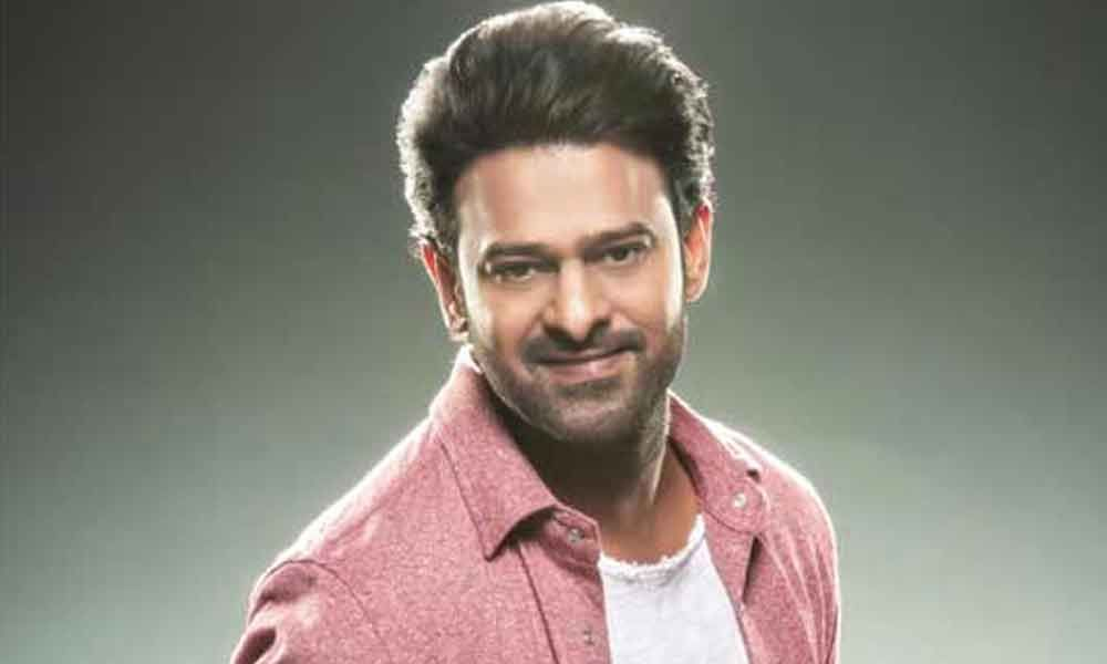 Prabhas Donates 4 Crores For Coronavirus Relief Fund