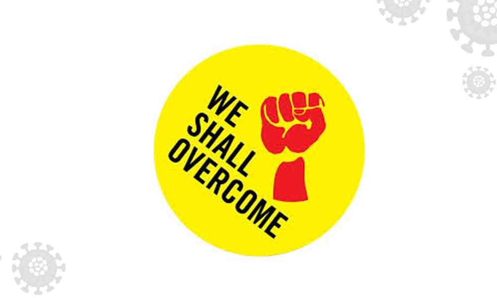 We shall overcome, some day!