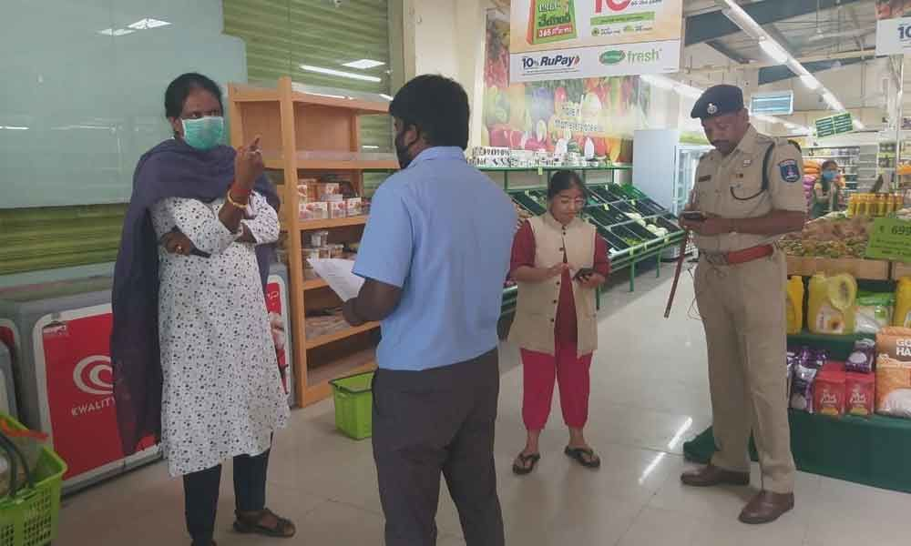 Hyderabad: Cases against stores over MRP violations in Rajendranagar
