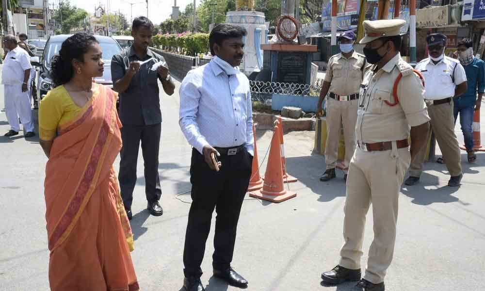 Anantapur: Surveillance stepped up on foreign returnees