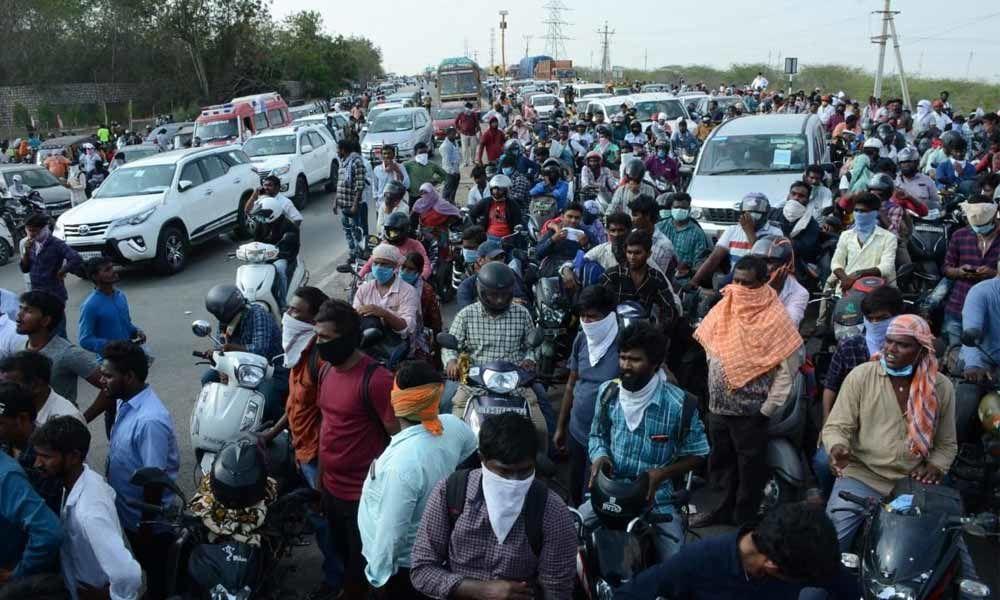 Hyderabad: Hostellers between devil and deep sea