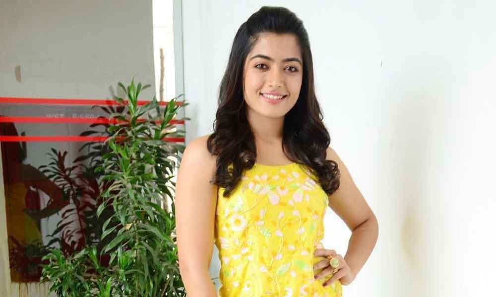 New rumour on Rashmika Mandanna