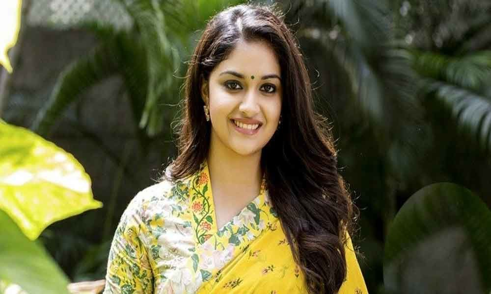 Tollywood: Keerthy Suresh laughs at Marriage rumours