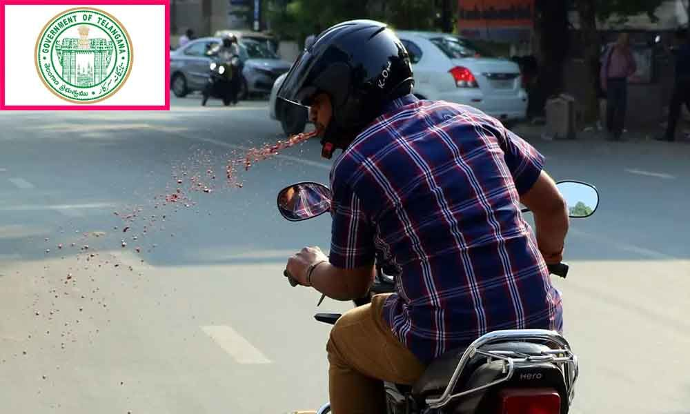 Telangana govt. bans spitting in public places to curb coronavirus spread