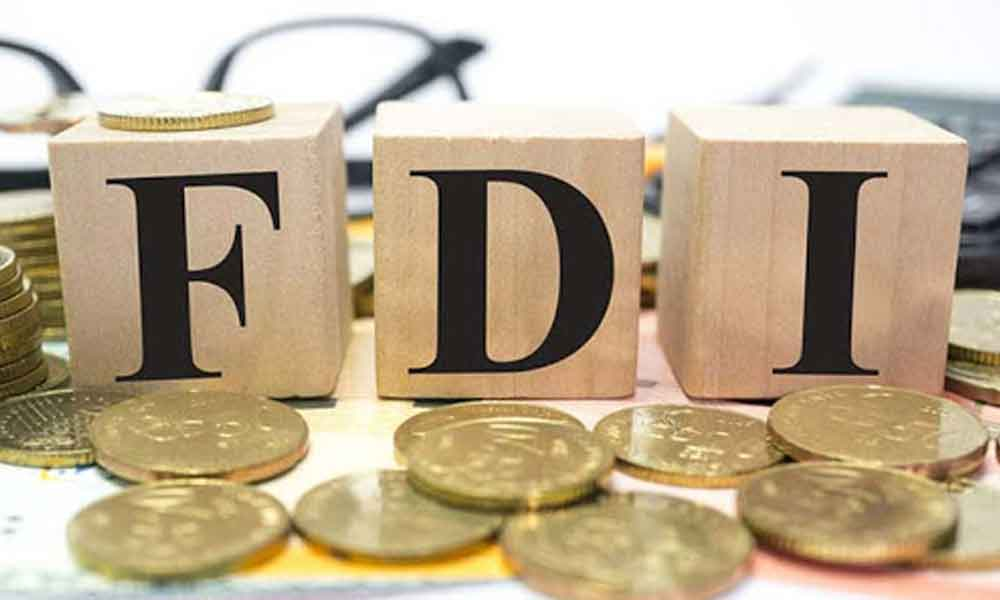 India attracts a total FDI inflow of USD 72.12 billion during April 2020 to January 2021