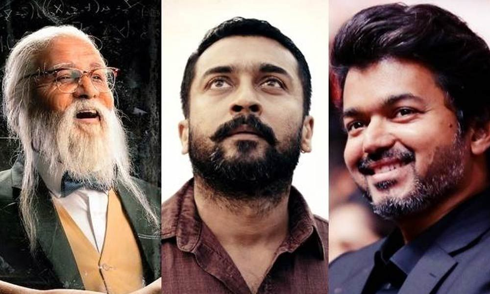 Tamil cinema resumes with muted activity