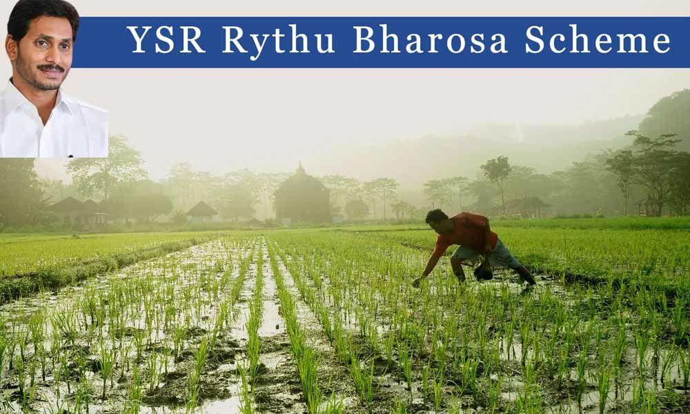 YSR Rythu Bharosa-PM Kisan scheme: First instalment disbursal today