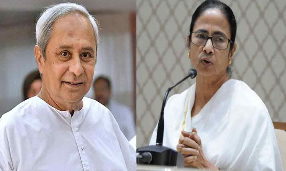 Naveen Patnaik speaks to Mamata, assures support amid Amphan crisis