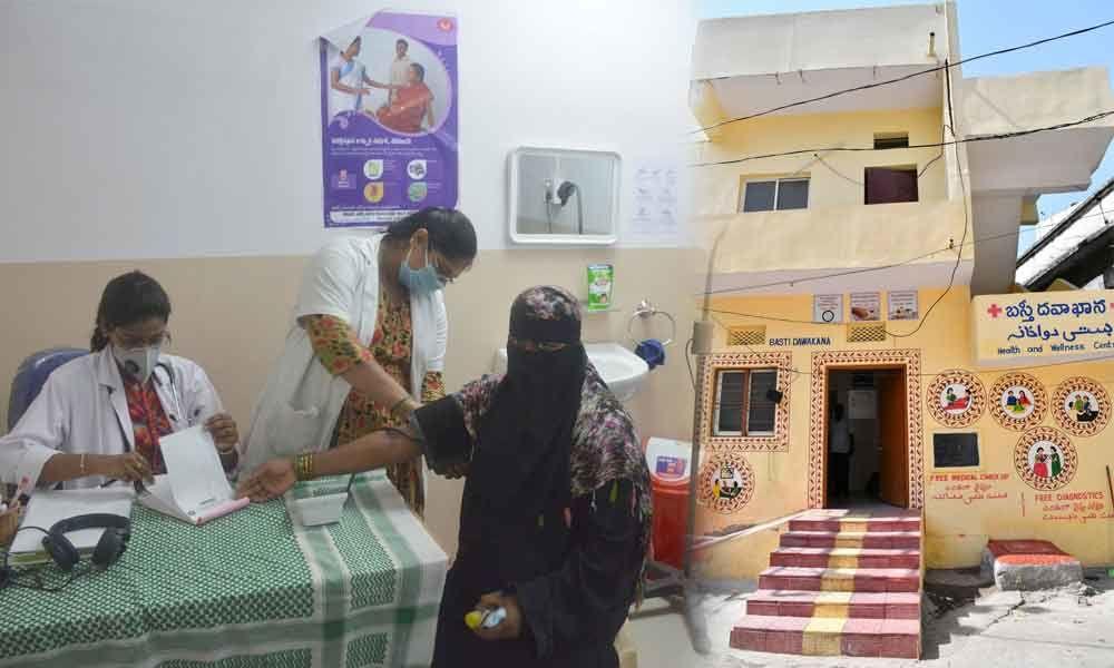 45 new Basti Dawakhanas open in Hyderabad