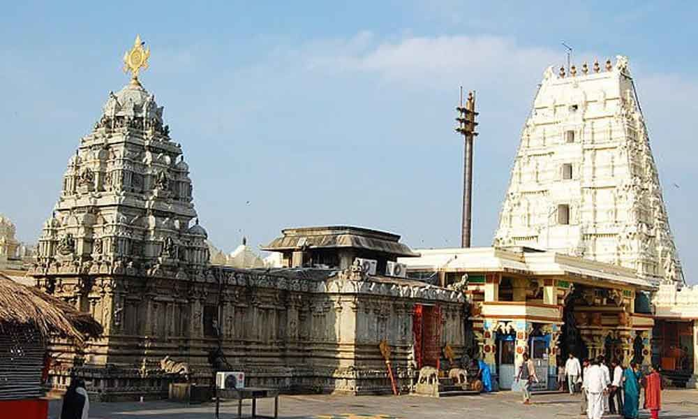 Bhadradri temple eyes reserve funds to pay priests