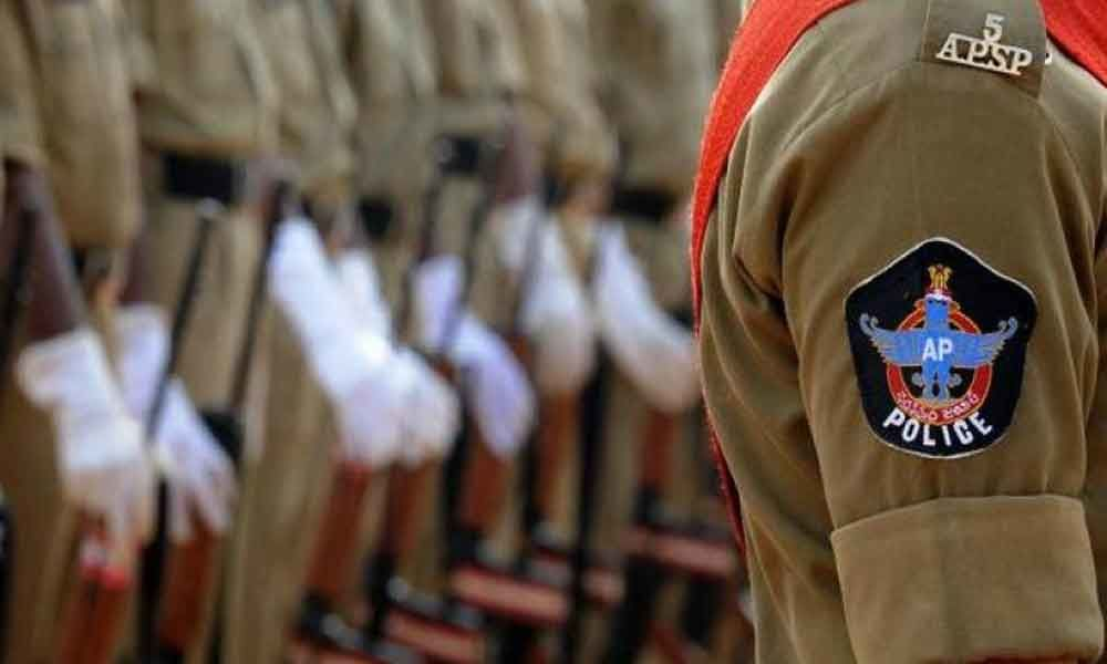 Andhra Pradesh Police department bags five SKOCH awards for best use of technology