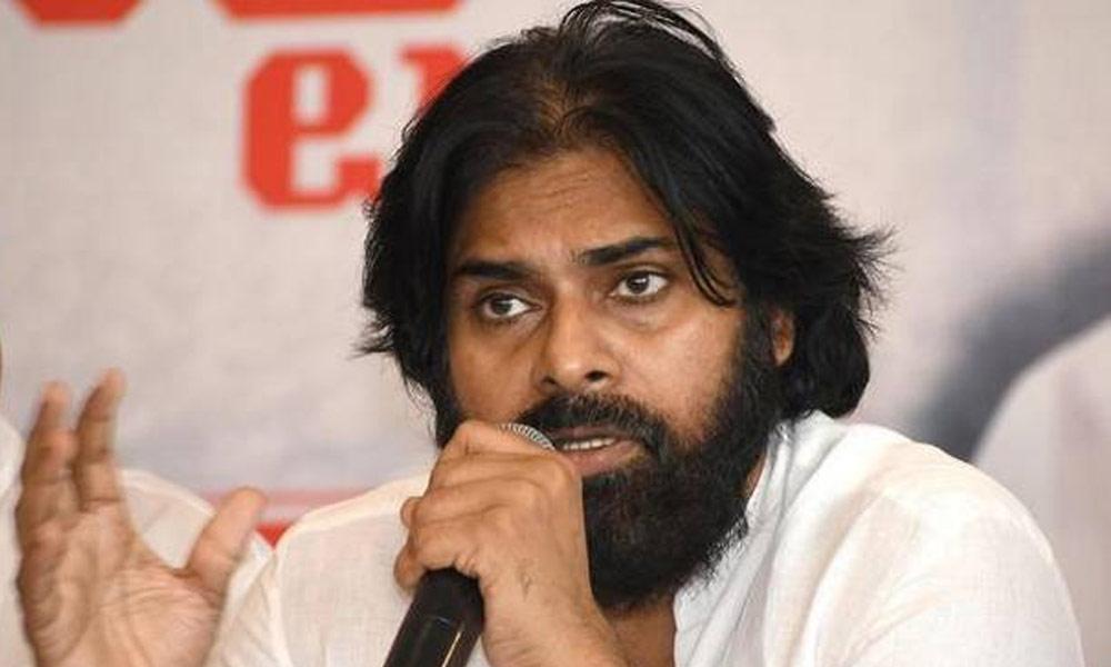 Jana Sena supremo Pawan Kalyan